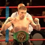 Michael Boal WBC  Muay Thai 2011 Victorian Champion
